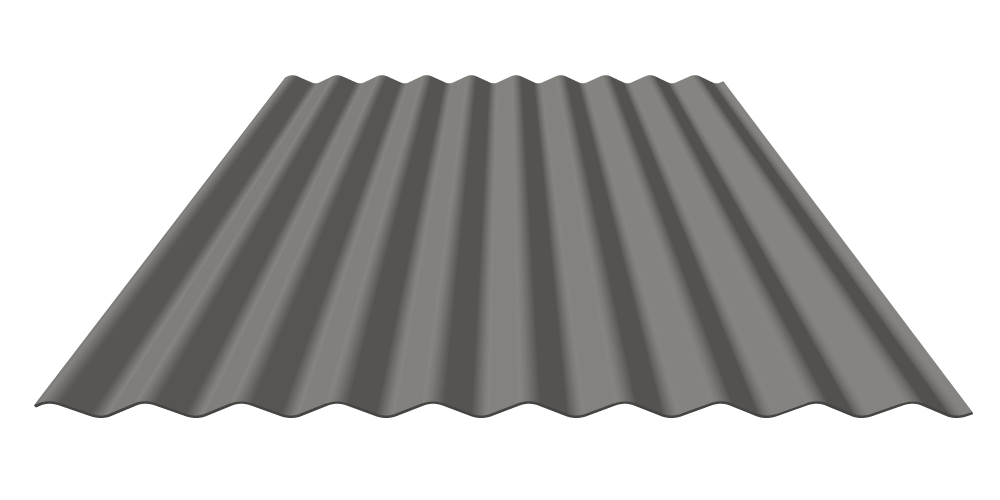 "2½"" Corrugated – Metal Roofing and Siding"