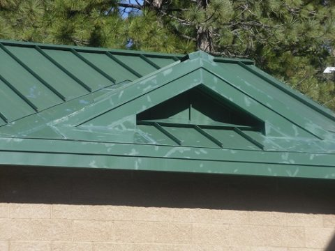 Martis Camp - Touch-up Paint Tips for Metal Roofs