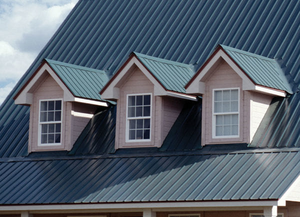 Delta Rib™ – Metal Roofing and Siding