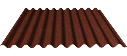 IronOx Corrugated – Metal Wall Panel