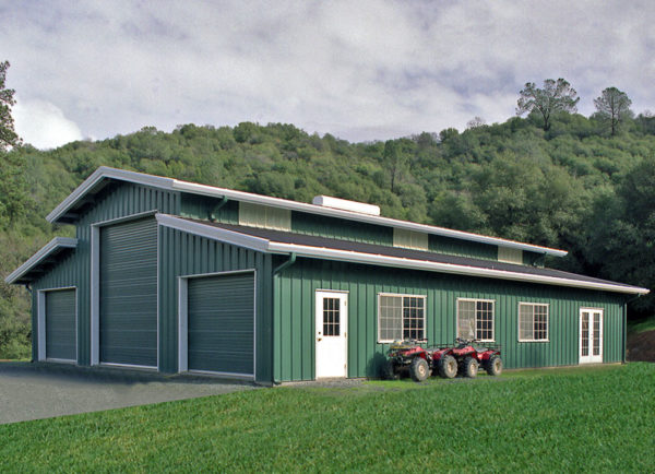 PBR Panel – Metal Roofing and Siding