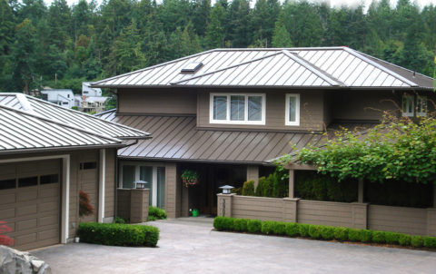 Skyline Roofing® – Standing Seam Metal Roofing